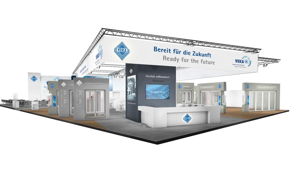 È online il sito veka-notizie.it: visita lo stand virtuale progettato per il Fensterbau 2020