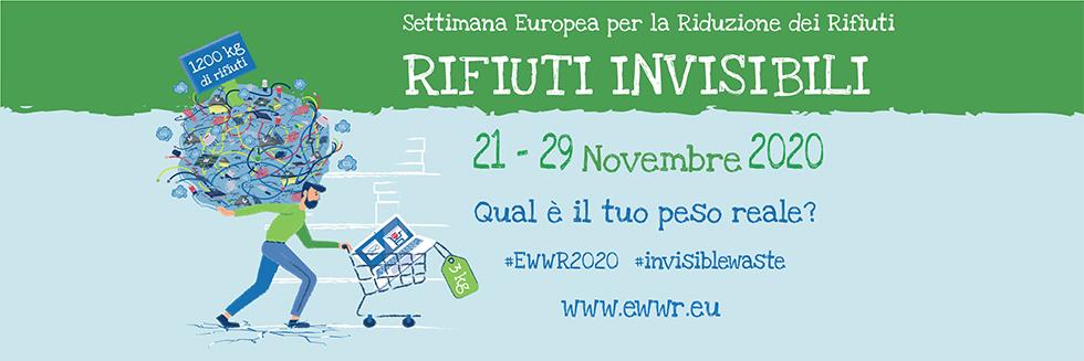 Ecosostenibilità e riciclaggio: la settimana europea per la riduzione dei rifiuti
