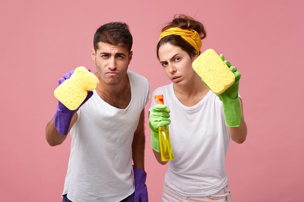 Le regole fondamentali per la pulizia dei nostri serramenti in PVC