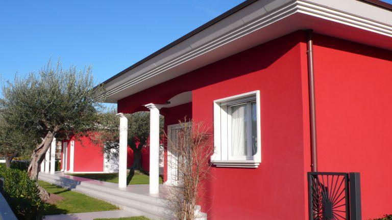 Villa rossa 13